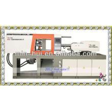 Matériau MHC-55T TR90 pour lunettes verticales / Machines horizontales à moulage par injection plastique, machine à semelles