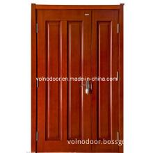 Exterior Wooden Double Door Designs