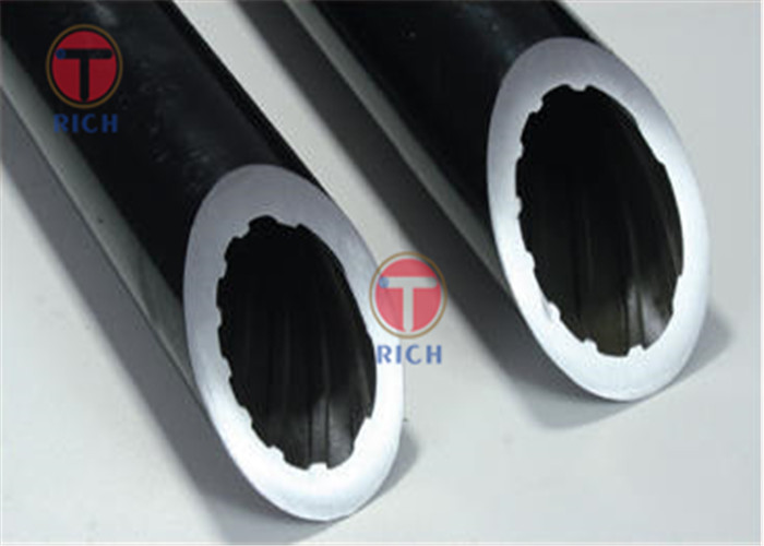 Multi-rifled Seamless Steel Tubes for High-pressure Boiler