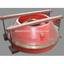 Manganese steel parts for crusher