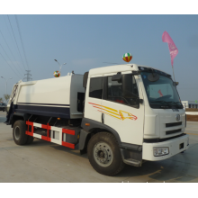FAW 10 Ton refuse collection truck