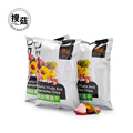 Mixed dried fruit vegetable chips