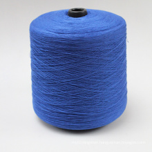 Rayon/Flax 70/30% Ne 7s Yarn Raw White for Weaving