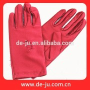 Product Red Decoration Gloves Chinese Wedding Accessories