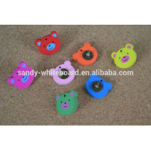 decorative bear push pins