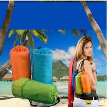 Beach /gym/ salon use microfiber towel sports,microfiber sports towel