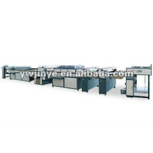 MODEL RHW-1000/1200A FULLY AUTOMATIC UV COATING MACHINE