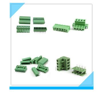 PCB Screw Terminal Block Connector Pluggable Type