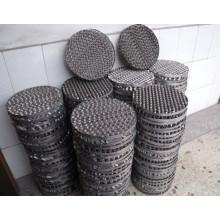 ТИЦ ВХ металлическая проволочная сетка структурированные упаковка для структурированных упаковки