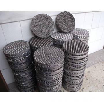 CY BX Metal Wire Gauze Structured Packing For Structured Packing