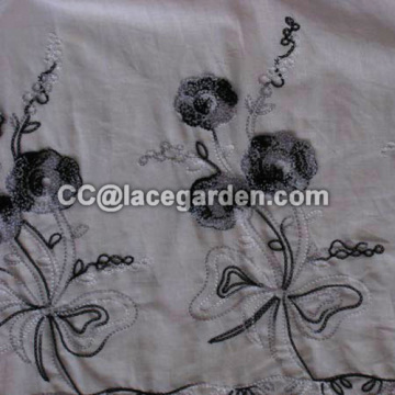 Special Embroidery Chain Fabric