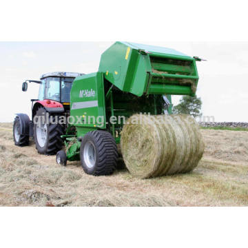 agriculture emballage utilisation maïs ensilage balle envelopper net