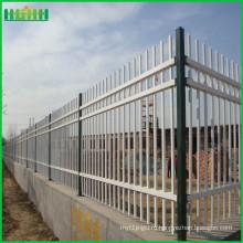 Китай оптом товары цинковый стальной забор