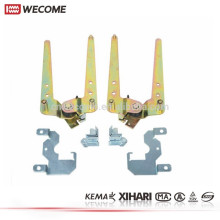 KEMA Testified Medium Voltage UNIGEAR SZ1 650mm Switchgear Panel Valve