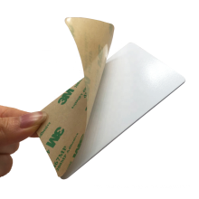 Tarjeta de etiqueta en blanco imprimible personalizada RFID NFC