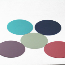 9um FCST Волоконно-оптические притирочные полировочные пленки Листы Польские пластины и маты с самой низкой ценой