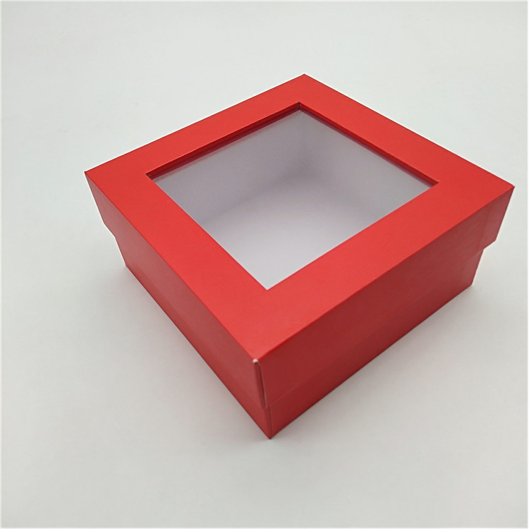 Two Piece Paper Gift Box