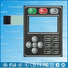 Shenzhen Haiwen LCD interruptor de membrana