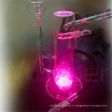 Оптовая СИД стеклянный кальян кальян для женщин