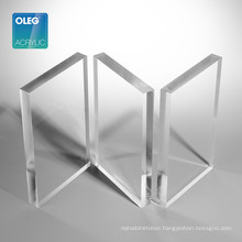 Professional Manufacturer Clear Transparent Plastic Plexiglass 10mm Acrylic Glass Sheet