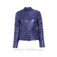 2016 alibaba hot sell ladies winter warm quilted down feather short coats and jackets women plus size wholesale