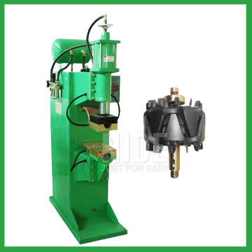 Wind Leaf armature Spot Welding Machine fan rotor fusing machine