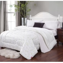 Microfibre Soft Touch Solid/ Printed Comforter Set