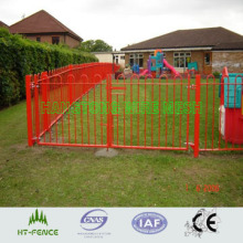 Bow Top Railings/Fencing