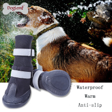 Best Selling Top Quality Durable Eco-friendly waterproof dog shoes
