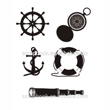 2015 hangzhou yiwu hot wholesale products sailing clear stamp for scrapbooking