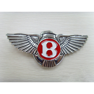 2015 Fashion Custom Metal Car Brand Belt Buckle for Decoration