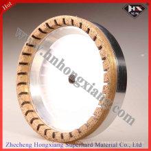 Шлифовальный диск для шлифовальной чашки с алмазным покрытием / 130 мм для снятия фаски