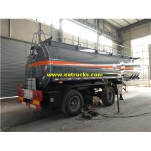 25CBM Tri-axle Sodium Hydroxide Tank Trailers