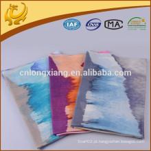 Turco 100% Material de Cashmere Pashmina Shawl Handmade Cachecol de Design Impresso Cashmere