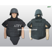 High ability shocks absorption level IV body armor