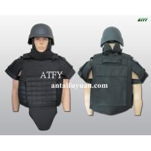 Alta capacidade de choques de absorção de nível de corpo IV armadura