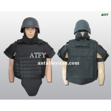 Armure corporelle à haut niveau d'absorption des chocs IV