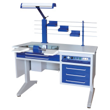 Ax-Jt7 Dental Workstation with Built-in Vacuum