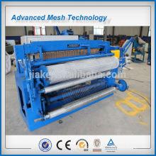 Machine à mailles soudées en acier inoxydable de haute qualité