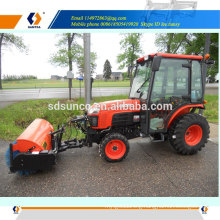 tractor mounted snow sweeper hot on sale