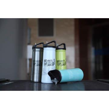 Stainless Steel Ssf-580 Single Wall Outdoor Sports Water Bottle Ssf-580