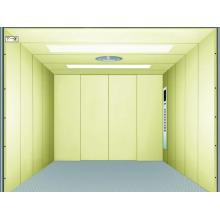Fujizy грузовой лифт с машинным помещением-менее