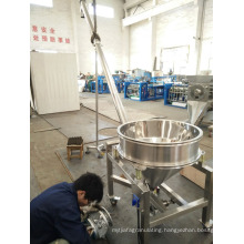 2017 LS series Auger feeder, SS screw feeder, GMP food feeder