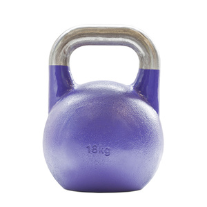 18 KG Fitness Workout Competition Kettlebell