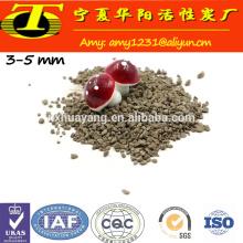 Hot sale tratamento de água biológica manganês areia verde com MnO2 30%