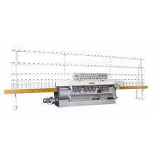 Glass straigt line edging beveling machine