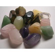 Tumble pierres précieuses en vrac