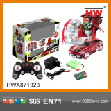 1:18 remote control car with light and sound machine