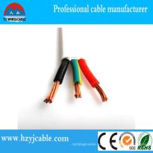 Cableado de superficie Tamaño del cable de cobre estañado