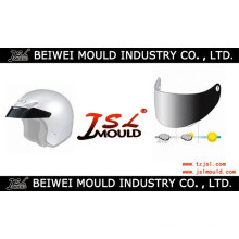 Zhejiang Taizhou Helmet Motorcycles Mould/Motorcycle Helmet Visor/Injection Mould